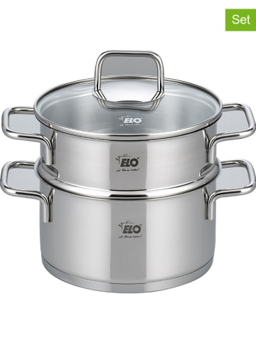 """Elo 3-częściowy zestaw """"Citrin"""" do gotowania na parze"""