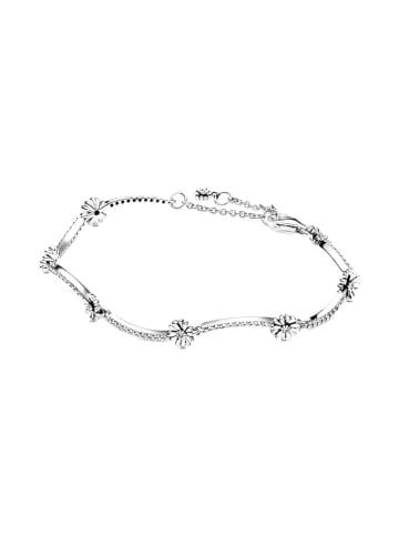 Pandora Srebrna bransoletka z cyrkoniami