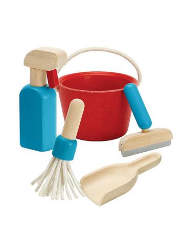 Plan Toys Zestaw do sprzątania - 5 el. - 3+