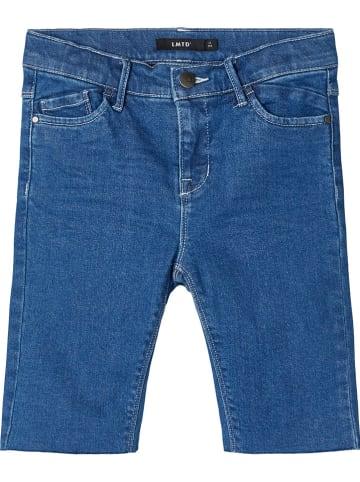 """LMTD Szorty dżinsowe """"Pil"""" - Skinny fit - w kolorze niebieskim"""