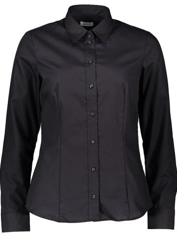Seidensticker Hemd in Schwarz