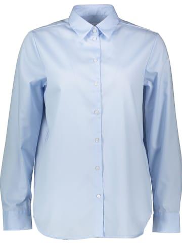 Seidensticker Bluzka - Regular fit - w kolorze błękitnym