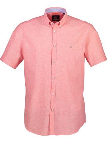 Lerros Koszula - Regular fit - w kolorze czerwonym