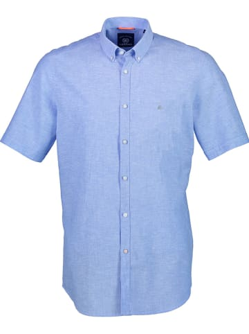 Lerros Koszula - Regular fit - w kolorze błękitnym