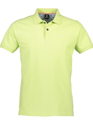 Lerros Koszulka polo w kolorze zielonym