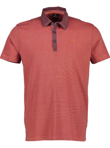 Lerros Poloshirt in Rot