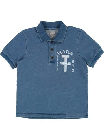 Timberland Poloshirt blauw