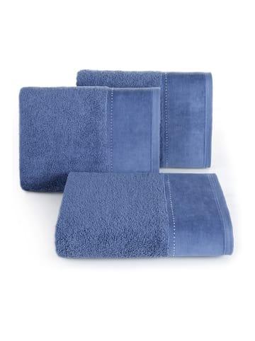 """Eva Minge Ręcznik """"Karina"""" w kolorze niebieskim"""