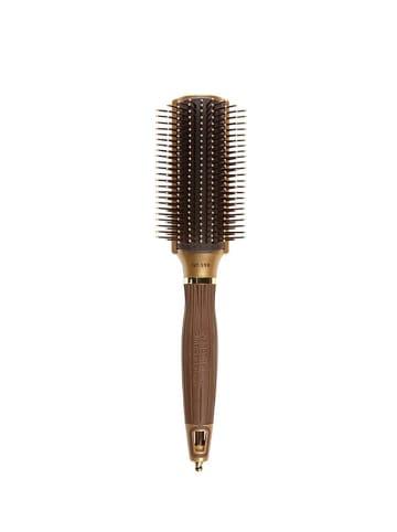 """OLIVIA GARDEN Szczotka """"Nano Thermic Styler"""" w kolorze złoto-brązowym do włosów (1 szt.)"""