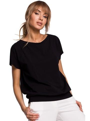Made of emotion T-shirt w kolorze czarnym