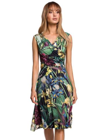 Made of emotion Sukienka ze wzorem