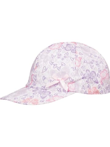 Döll Czapka w kolorze fioletowo-jasnoróżowym
