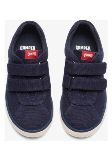 "Camper Sneakers ""Pursuit"" donkerblauw"