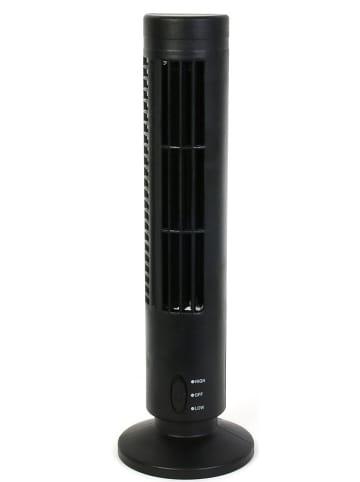 Garden Spirit Ventilator zwart - (H)33 cm - Ø 6 cm