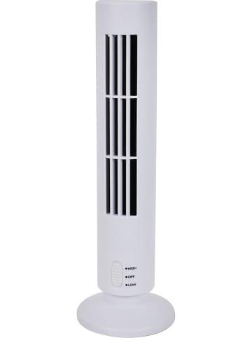 Garden Spirit Ventilator in Weiß - (H)33 cm - Ø 6 cm