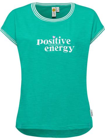 Roadsign Koszulka w kolorze zielonym