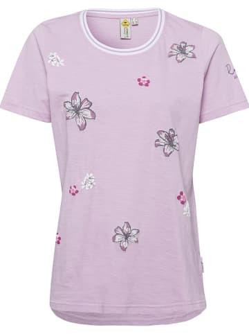 Roadsign Koszulka w kolorze lawendowym