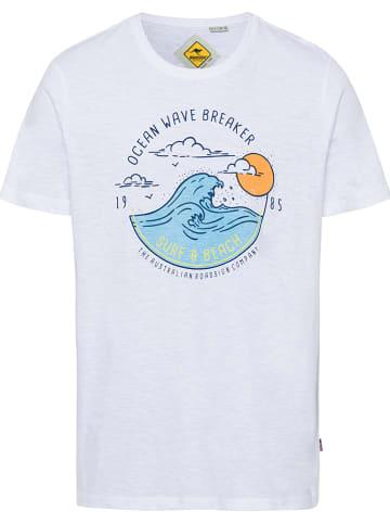 Roadsign Koszulka w kolorze białym