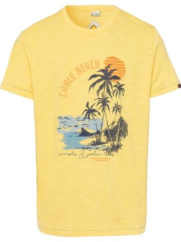 Roadsign Koszulka w kolorze żółtym