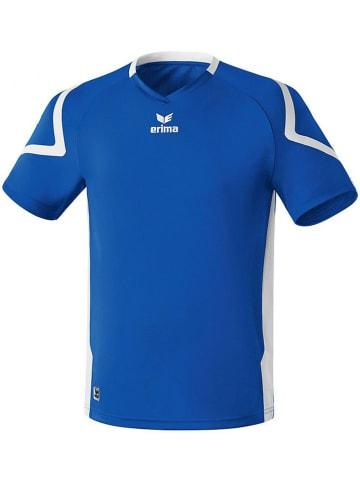 Erima Koszulka sportowa w kolorze niebieskim