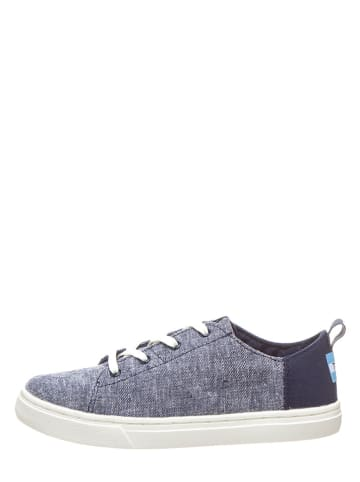 """TOMS Sneakers """"Lenny"""" donkerblauw"""