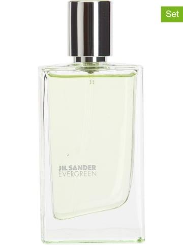 "Jil Sander 2tlg. Set: ""Evergreen"" - EdT und Bodylotion"