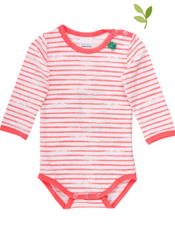 Fred´s World by GREEN COTTON Romper rood/wit