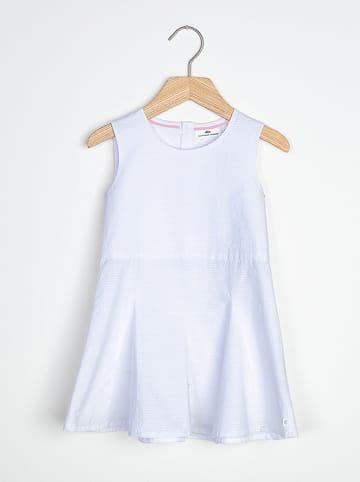 """Ebbe Sukienka """"Polin"""" w kolorze białym"""