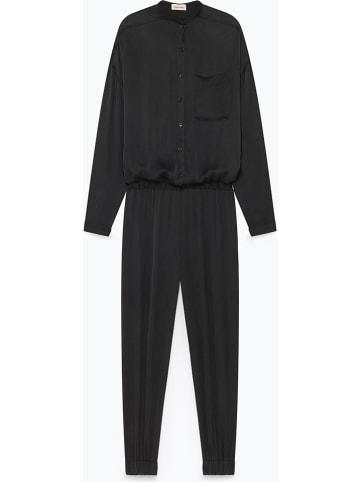 """American Vintage Jumpsuit """"Akining"""" zwart"""