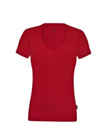 Denim Culture Shirt rood