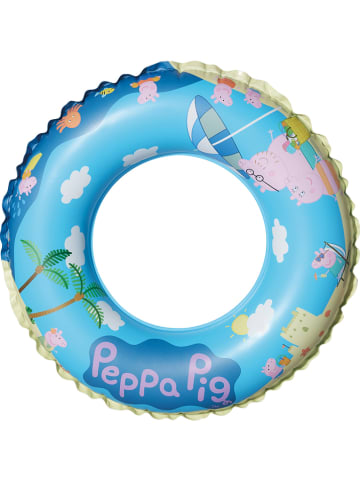 Happy People Koło w kolorze błękitnym do pływania