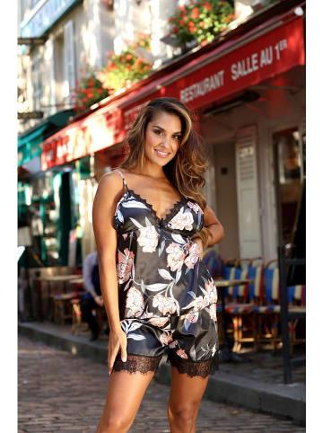 A WOMAN WE LOVE Piżama w kolorze czarnym