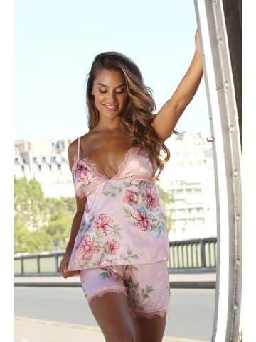 A WOMAN WE LOVE Pyjama in Rosé