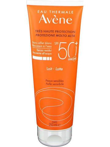 Avène Mleczko przeciwsłoneczne - SPF 50+ - 250 ml