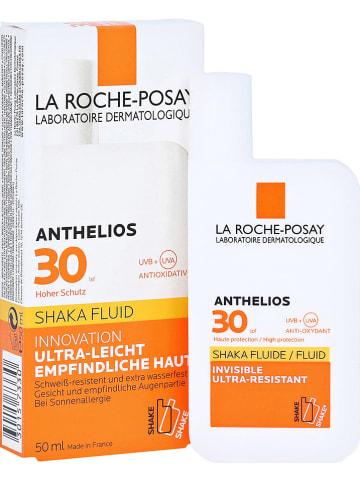 """La Roche-Posay Zonbescherming voor het gezicht """"Anthelios Shaka Fluid"""" - SPF 30, 50 ml"""