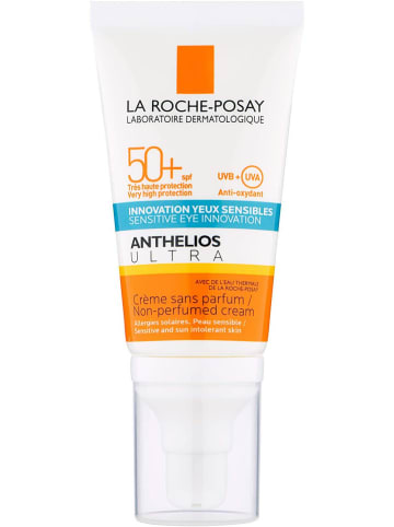"La Roche-Posay Gezichtszonnecrème ""Anthelios Ultra"" - SPF 50+, 50 ml"