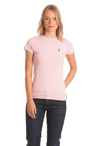 Polo Club Shirt in Rosé