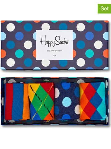 """Happy Socks 5-delige cadeauset """"Mix Socks"""" meerkleurig"""