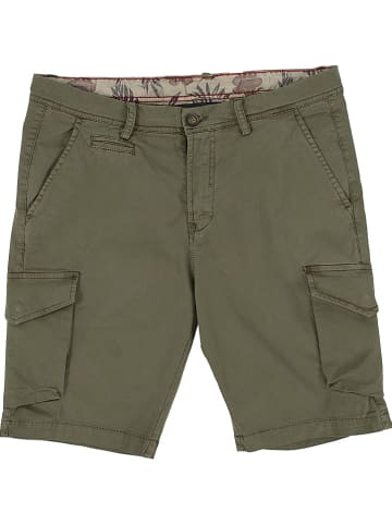Polo Club Cargoshort - custom fit - kaki