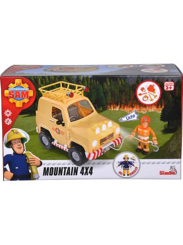 """Feuerwehrmann Sam Pojazd terenowy """"Sam"""" z akcesoriami - 3+"""