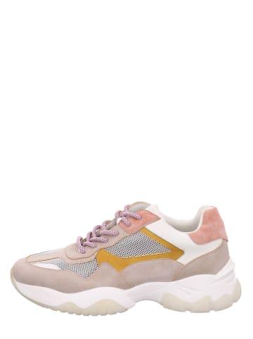 Laufsteg Sneakers in Rosa