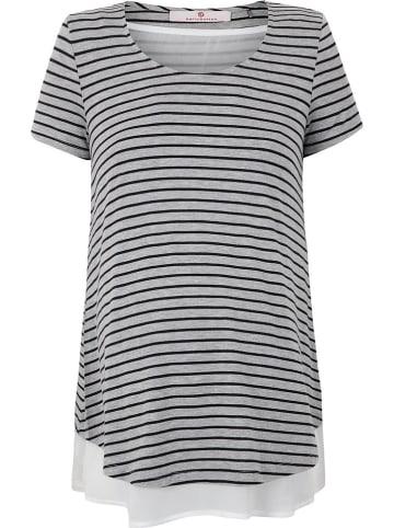 Bellybutton Koszulka w kolorze szarym z funkcją karmienia