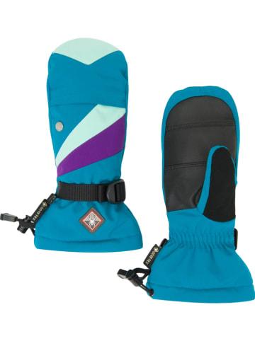 """SPYDER Rękawice narciarskie """"Couloir GTX"""" w kolorze niebieskim"""