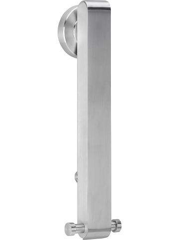 AMARE Roestvrijstalen klaphaken - (L)25 cm