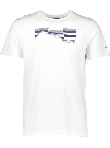 """Regatta Shirt """"Breezed"""" wit"""