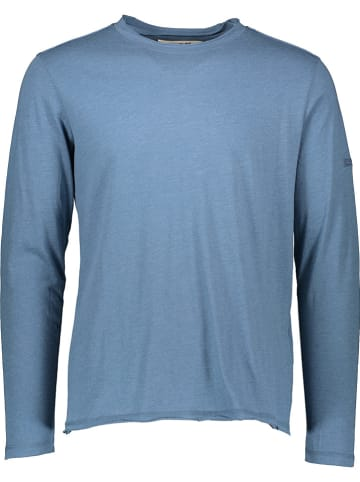 "Regatta Koszulka ""Karter II"" w kolorze niebieskim"