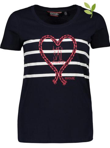 "Regatta Shirt ""Filandra IV"" donkerblauw"