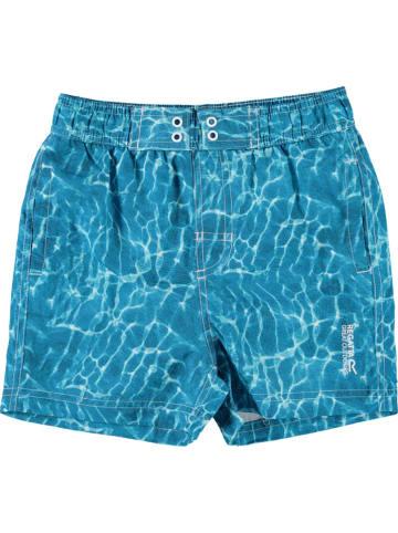 """Regatta Szorty kąpielowe """"Skander II"""" w kolorze niebieskim"""