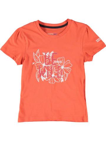 "Regatta Shirt ""Bosley III"" in Orange"