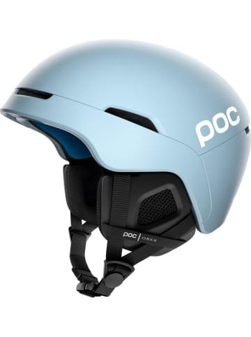 "POC Ski-/ Snowboardhelm ""Obex Spin"" in Hellblau"